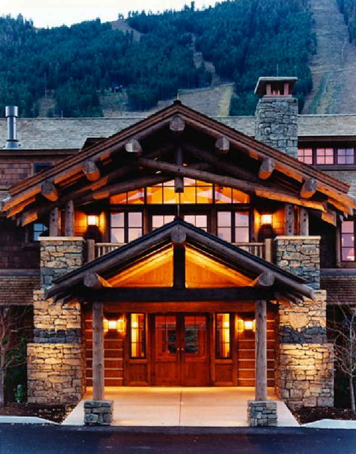 Tennyson Ankeny Construction - Office Building - Jackson Hole, Wyoming